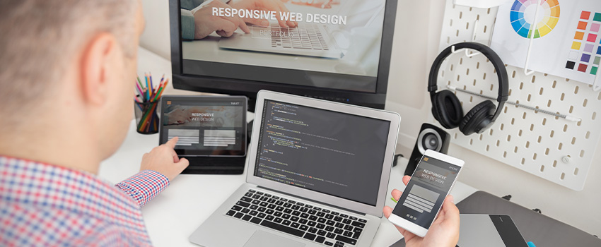 Convert Viewers Into Buyers By Creating A User-Friendly Web Design