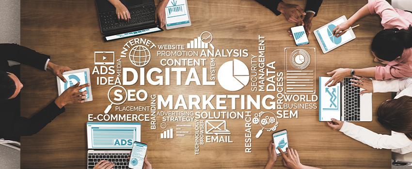 Traditional Marketing To Digital Marketing – Why Make The Switch?