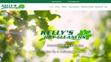 Kelly's Dry Cleaners